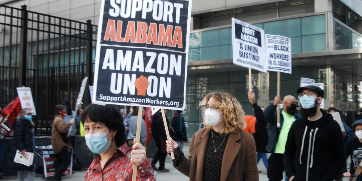 How the pandemic drives the technology industry union push