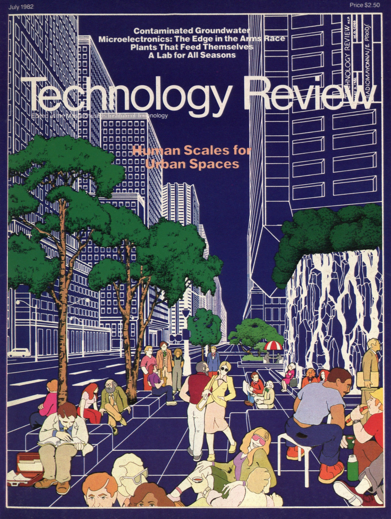 May/June 1982 cover