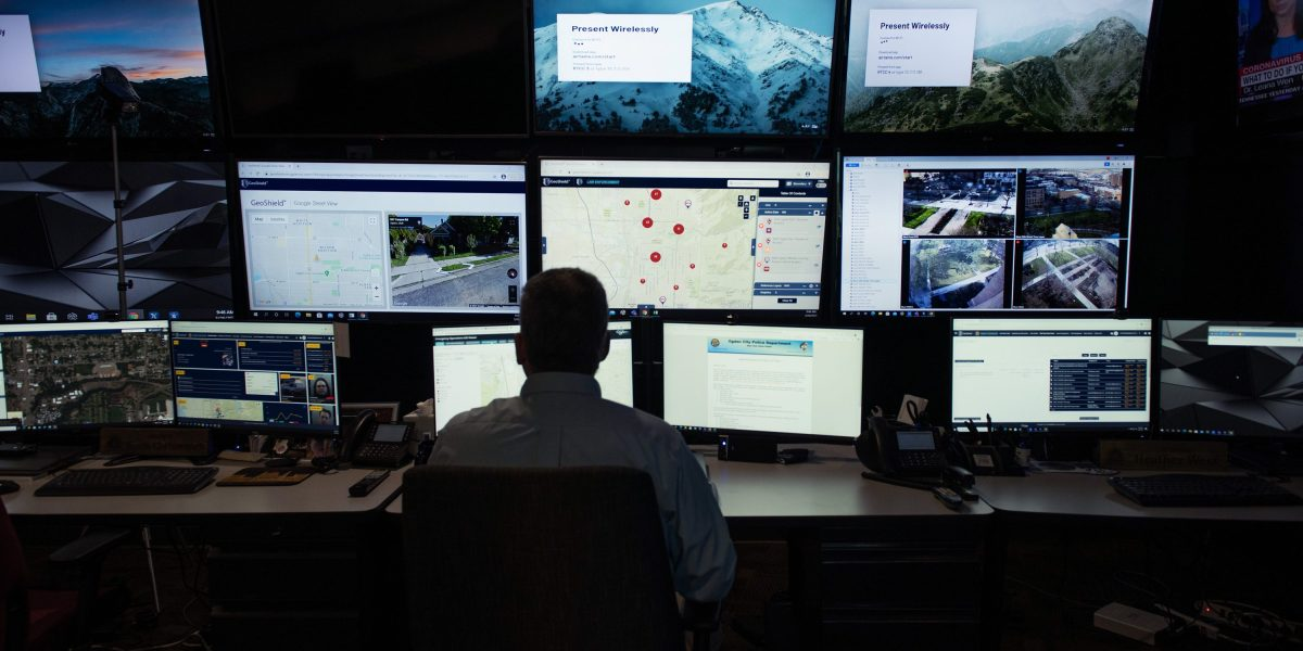 Inside the rise of police department real-time crime centers