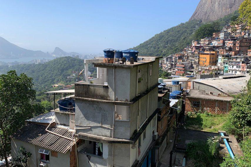 3D Brazilian Top Gray