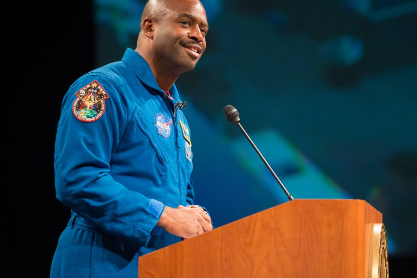 How astronauts deal with the boring parts of being in space