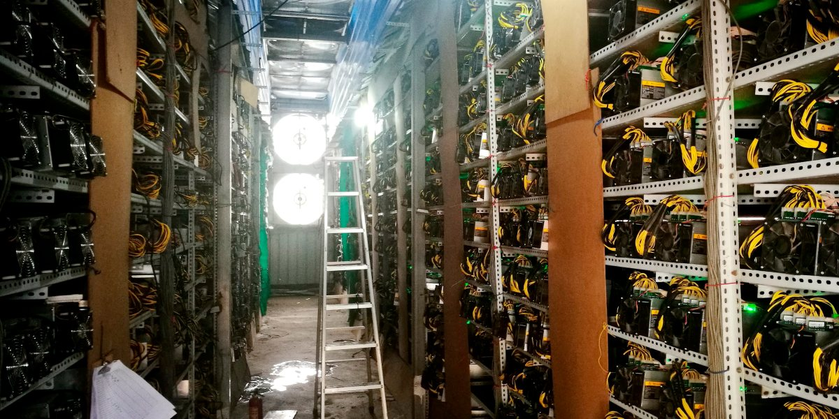 Why China's kicking out the crypto miners