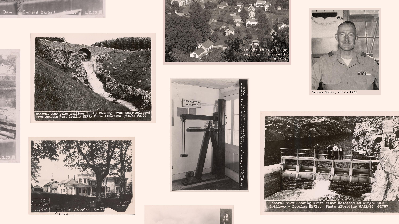 Quabbin historical photos