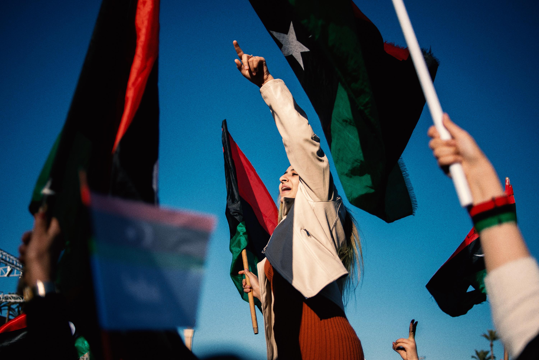 Libya Marks 10th Anniversary Of Arab Spring Uprising
