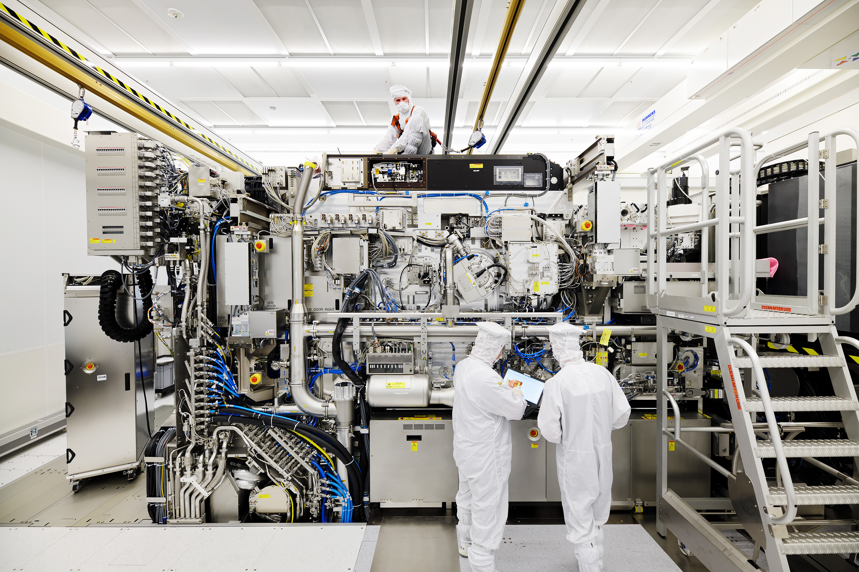 ASML Cleanroom Assembly