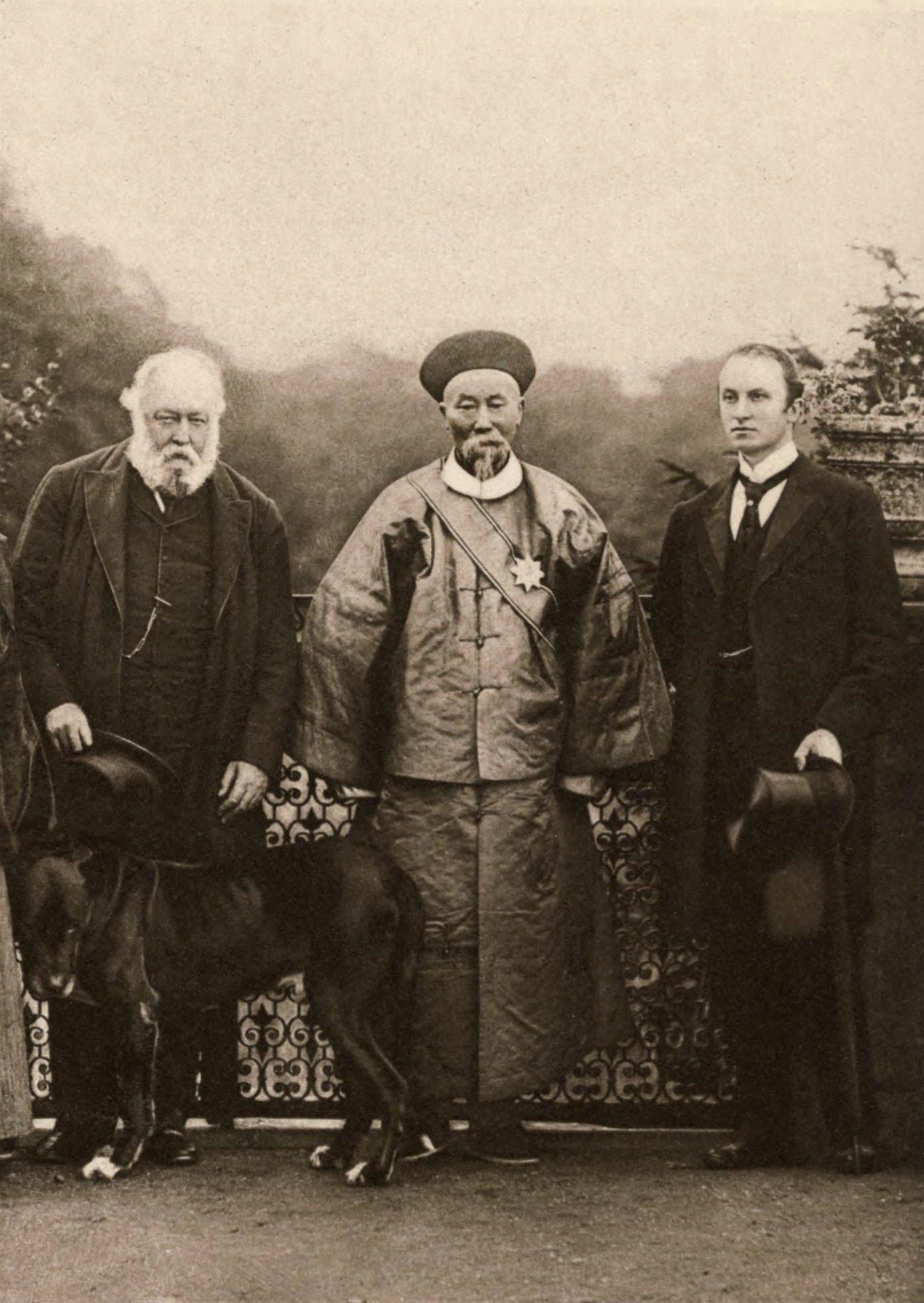 Li and Lord Salisbury