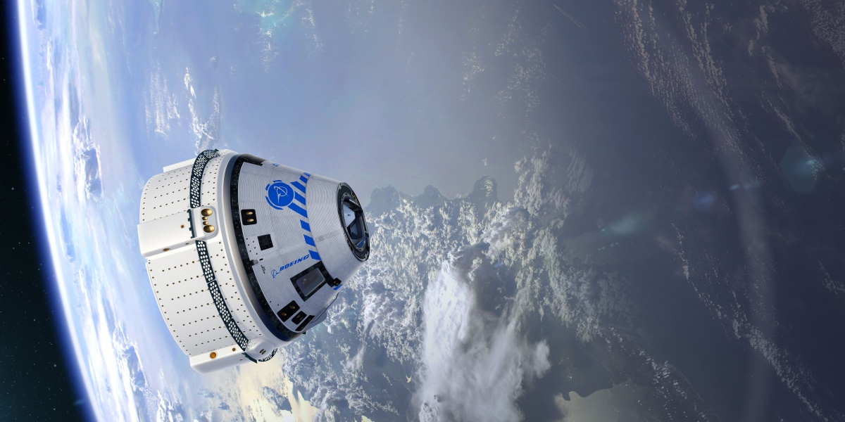 Boeing's second Starliner mission on the ISS is a moment