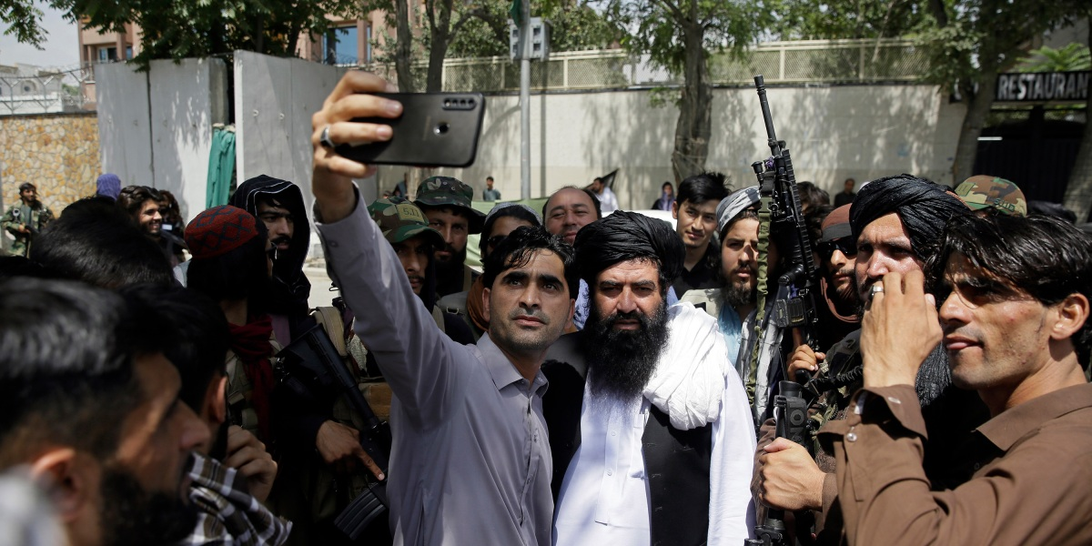 The Taliban, not the West, won Afghanistan's technological war