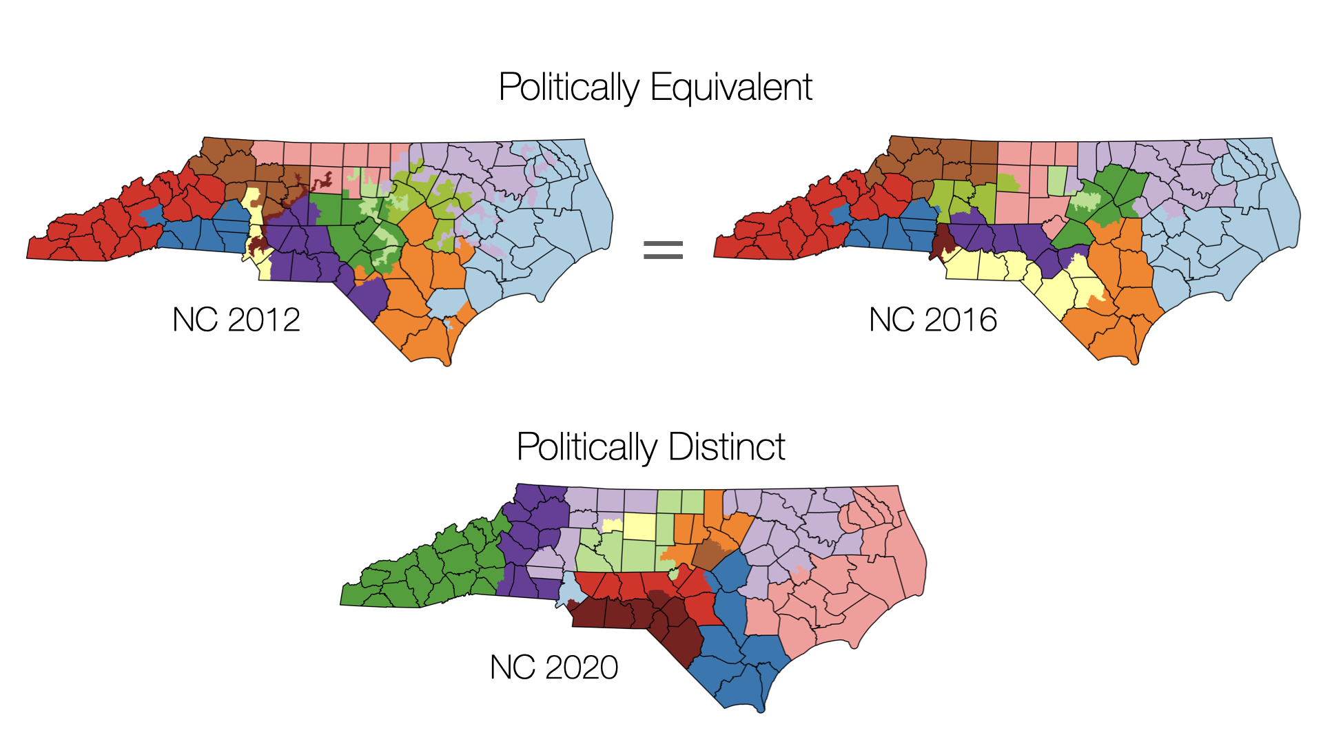 Mathematicians are deploying algorithms to stop gerrymandering