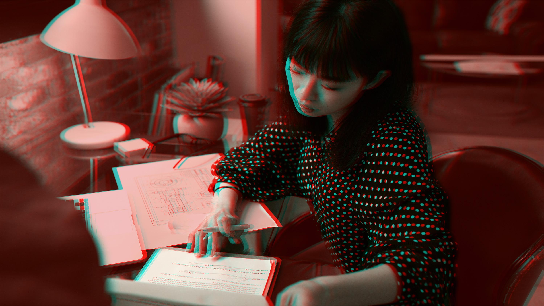 woman preparing resume for ATS