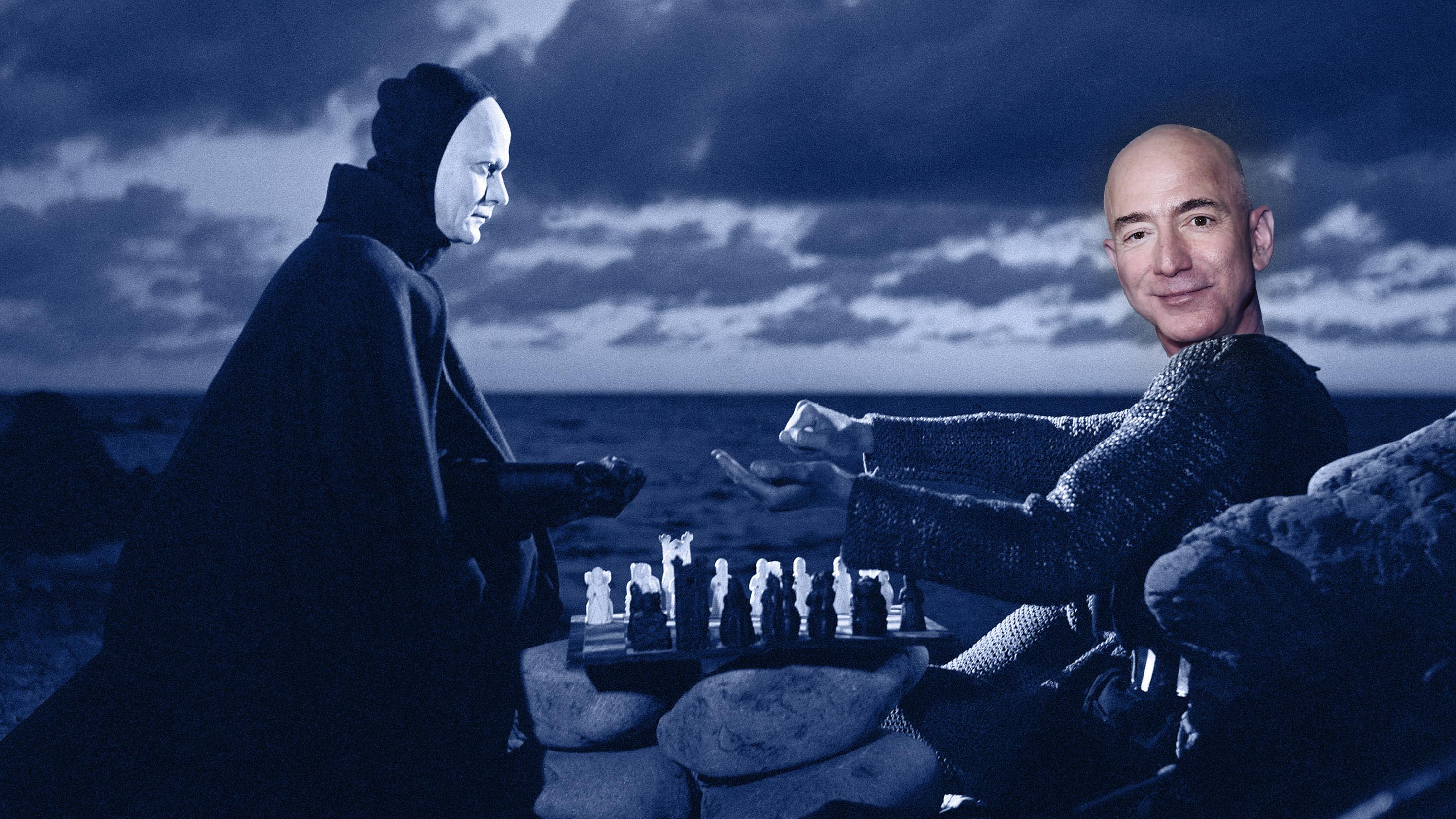 Death and Jeff Bezos