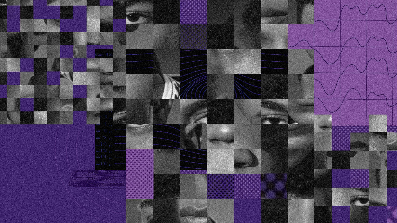 limitations of facial recognition concept art