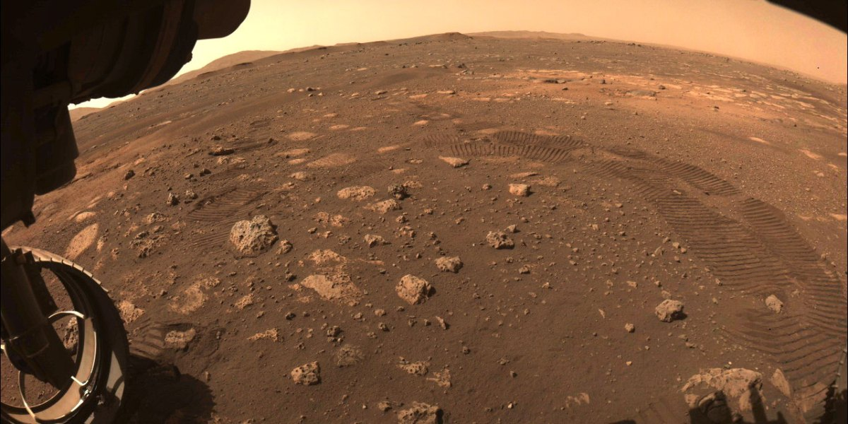 NASA's Perseverance rover finally scooped up a piece of Mars