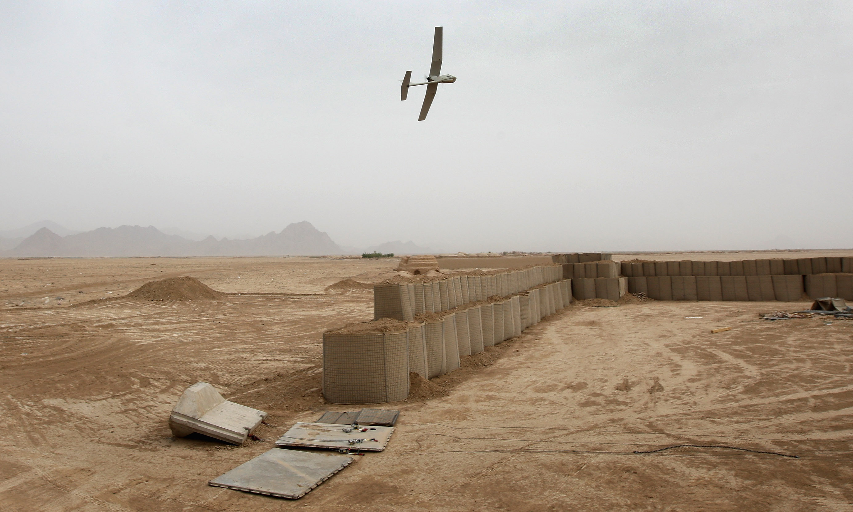 surveillance drone in Afghanistan