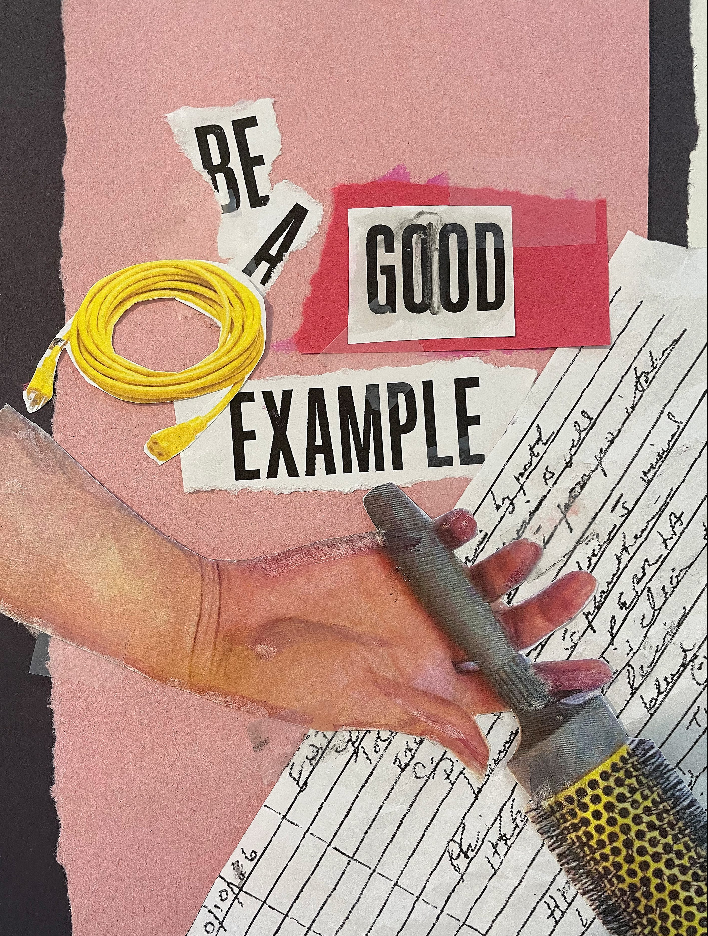be a good example concept